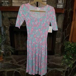 Lularoe Nicole Dress